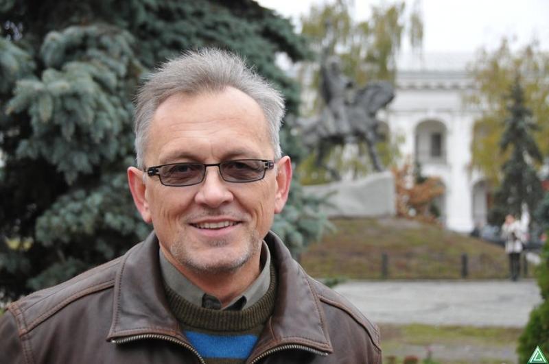 Олекса Негребецький про Гаррі Поттера