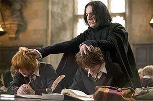 Тести про Гаррі Поттера