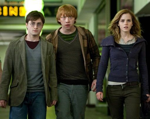 Гаррі Поттер і Смертельні Реліквії
