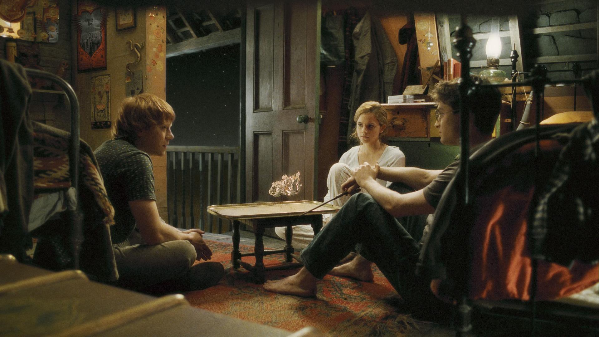Гаррі Поттер і Напівкровний Принц