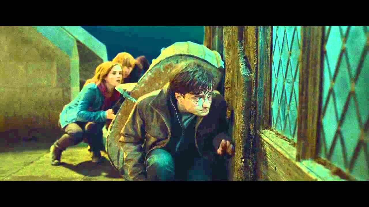 Останній фільм про Гаррі Поттера