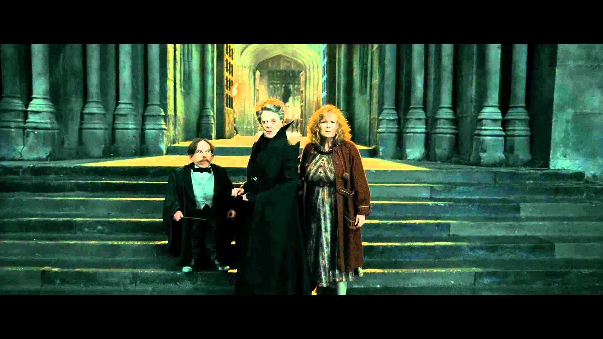 Враження від другої частини фільму Гаррі Поттер і Смертельні Реліквії