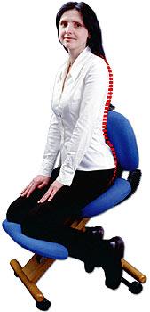 ортопедичне крісло коректор