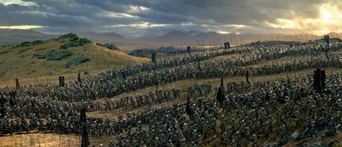 армия орков во Властелине колец