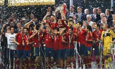 Євро 2012 Іспанія чемпіон