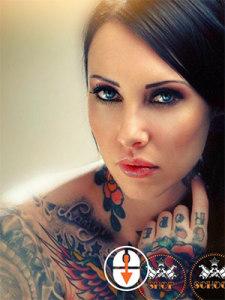 tattoo lviv girl