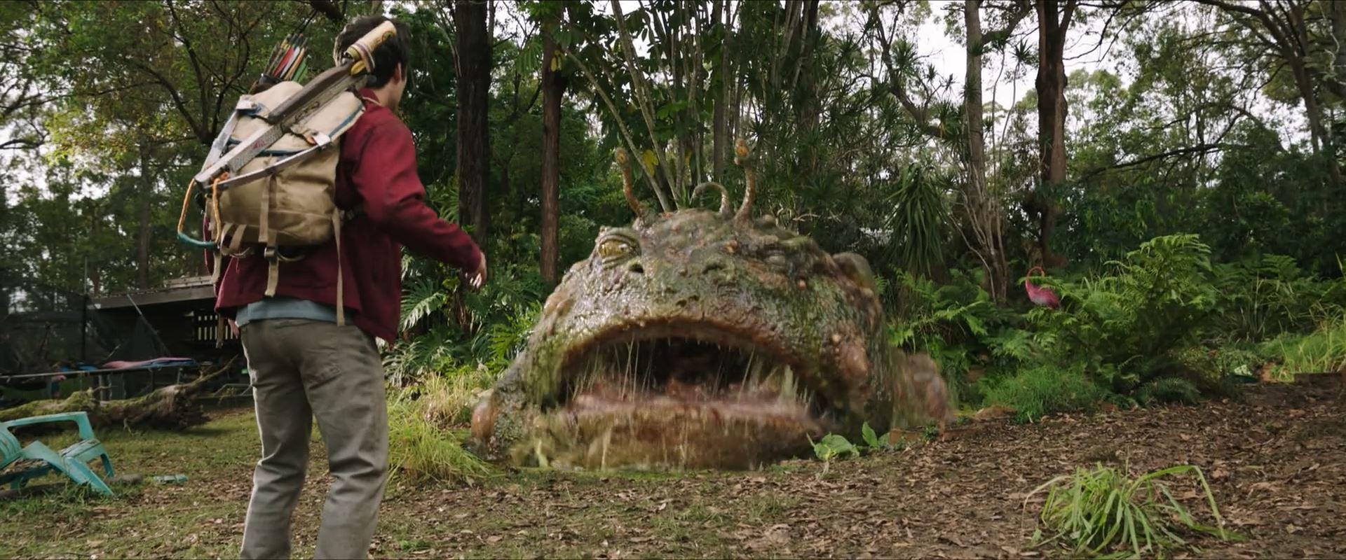 монстр-жаба